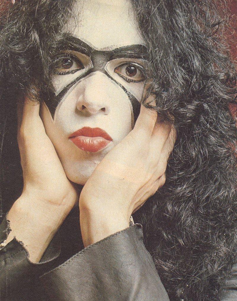 KISS paul stanleyPaul Stanley 1973