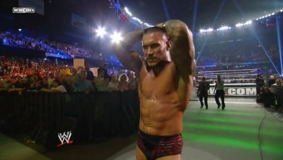 Randy Orton randy orton money Randy Orton Money In The Bank 2014