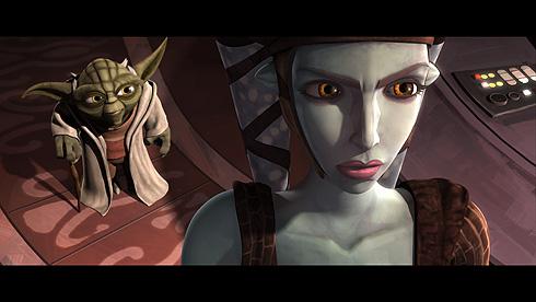 ster Wars: Clone Wars achtergrond called starwars Clone wars