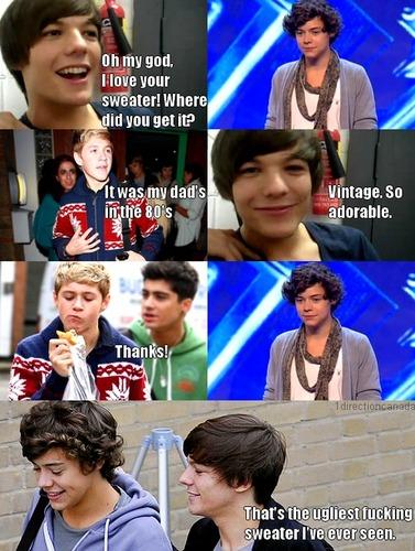 x Harry x