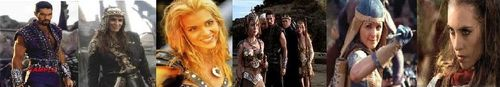 xena enemies banner - xena-warrior-princess Fan Art