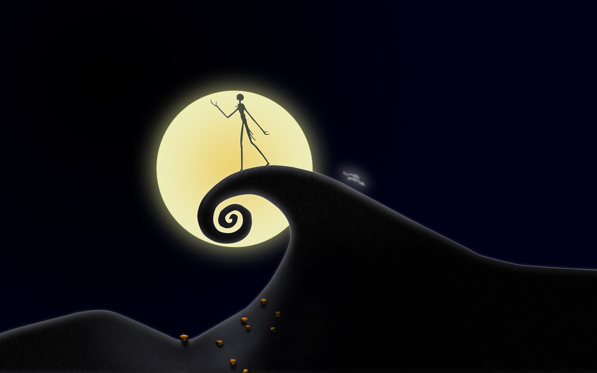 Nightmare Before Chirstmas: Zero the Ghost Dog images zero HD ...