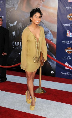 """""""Captain America: The First Avenger"""" Premiere In Hollywood"""
