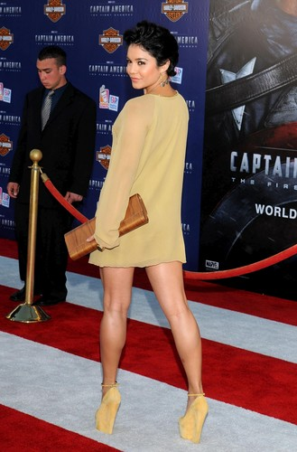 """Captain America: The First Avenger"" Premiere In Hollywood"