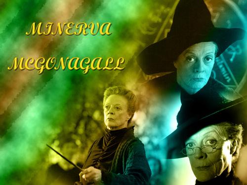 -Professor Mcgonagall-