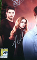 'The Twilight Saga : Breaking Dawn Part 1' Comic Con Movie Poster