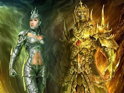 2 Warriors