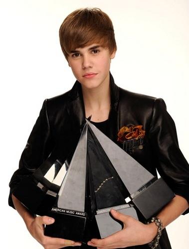 2010 American muziki Awards - Portraits