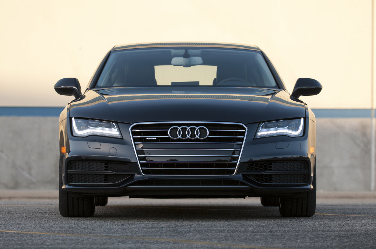 Audi Images Audi A7 Hd Wallpaper And Background Photos