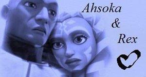 Ahsoka and Rex