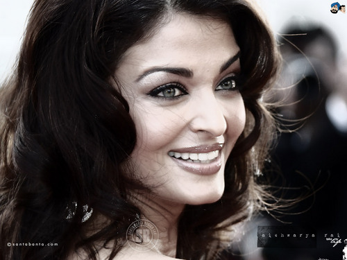 Aish - aishwarya-rai Wallpaper