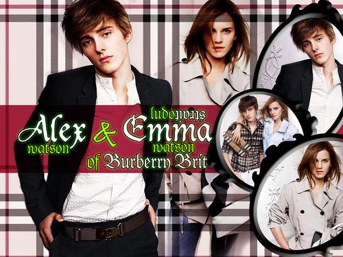Alex and Emma fondo de pantalla