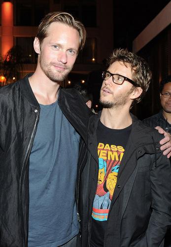 Alex and Ryan at Comic Con