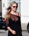 Ali Larter steps out of Byron and Tracey Salon - July 13 - ali-larter photo