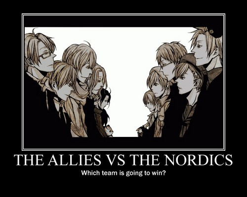 Allies Vs. Nordics