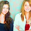 The Secret Life of the American Teenager photo containing a portrait called Amy&Ashley
