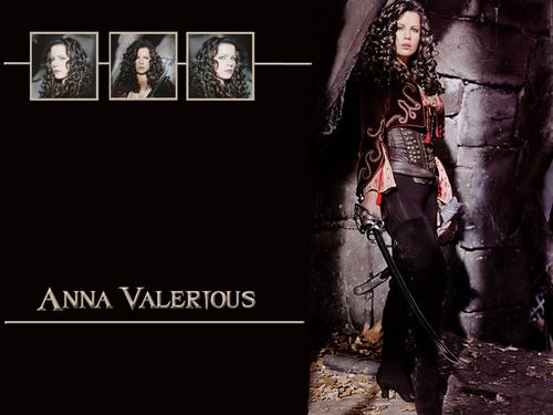 Anna Valerious | バン Helsing