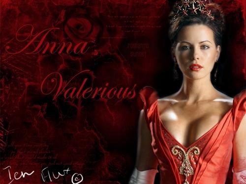 Anna Valerious | অগ্রদূত Helsing