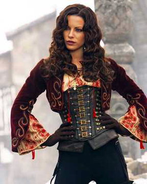 Anna Valerious | furgone, van Helsing