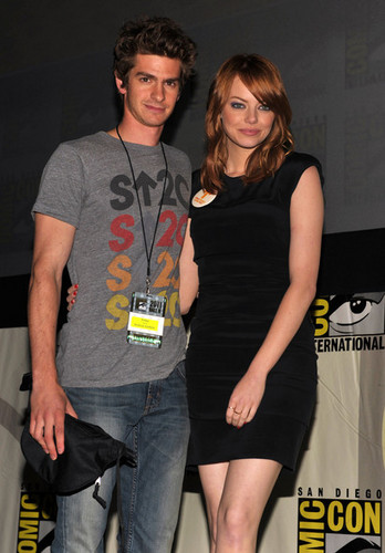 At Comic-Con 2011