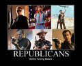 Badass Republicans - us-republican-party fan art