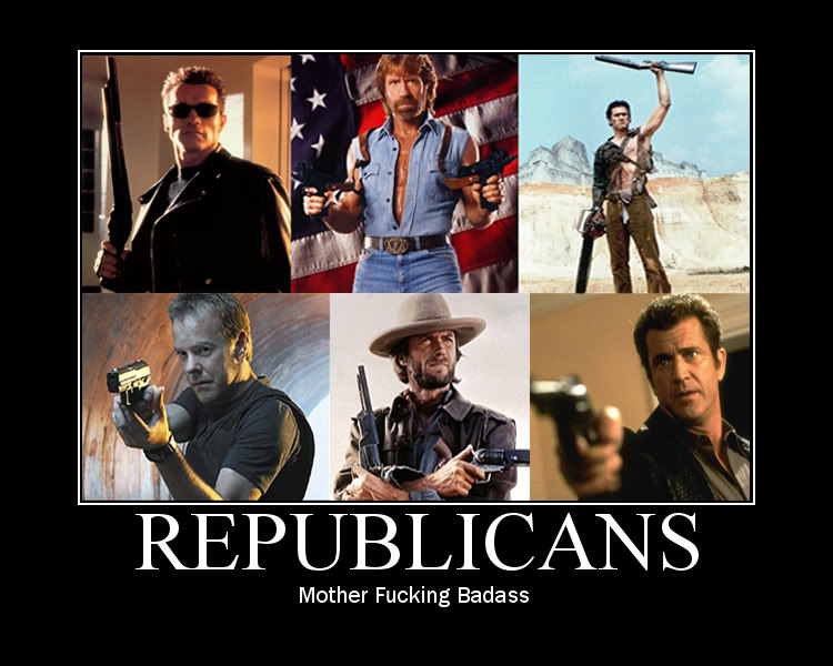 Badass Republicans