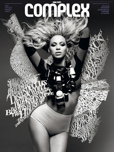 Beyoncé - Photoshoot, Complex - July 2011