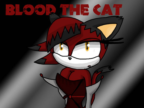Blood the Cat