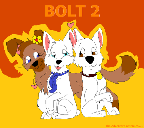 Bolt 2 (wallpaper)