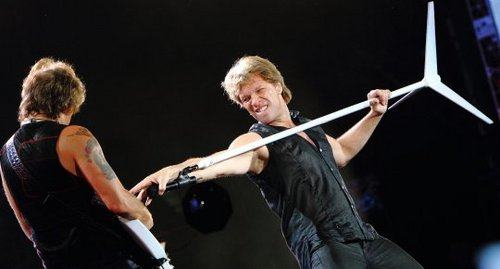 Bon Jovi Live in Athens at O.A.K.A. Stadium, 20.07.2011