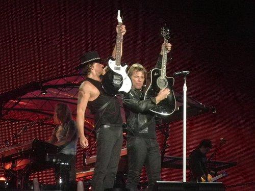 Bon Jovi Live in Athens at O.A.K.A. Stadium, 20.07.2011