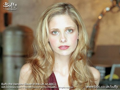 Buffy Summers - tv-female-characters Wallpaper