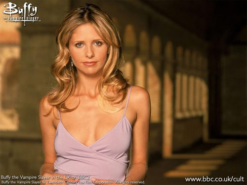 Buffy - female-ass-kickers Wallpaper