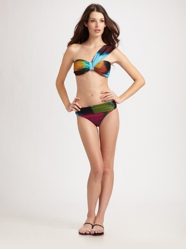 Carly Foulkes in Swimsuits