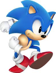 Classic Sonic in Sonic Generations