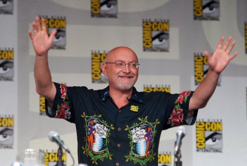 Comic-Con 2011 - Frank Darabont