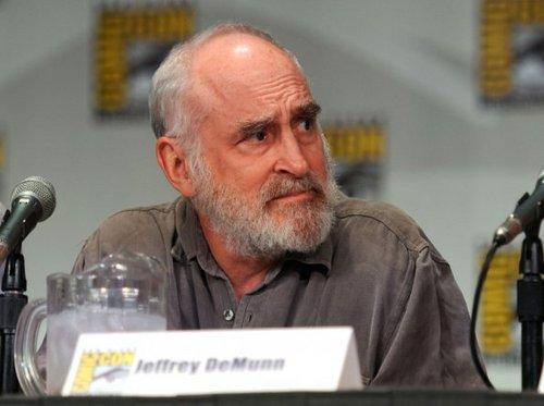 Comic-Con 2011 - Jeffrey DeMunn