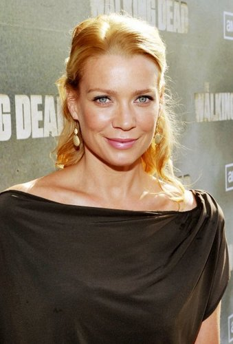 Comic-Con 2011 - Laurie Holden