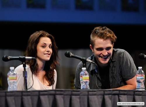 Kristen Stewart images Comic-Con 2011 'The Twilight Saga: Breaking Dawn ~ Part 1' Panel. [July 21] wallpaper and background photos