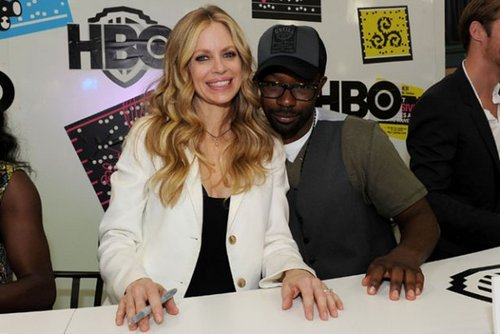 Comic Con - True Blood Signing