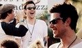 Cory & Chris July 21, 2011 - cory-monteith-and-chris-colfer fan art