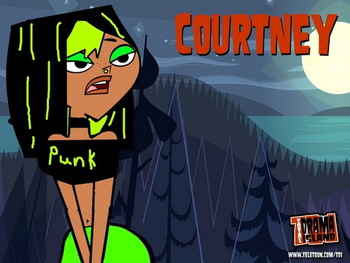 Courtney Make over