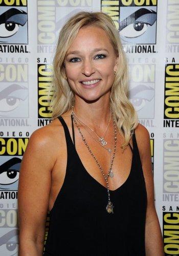 Comic-Con 2011 - Kari Matchett