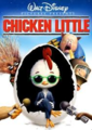 DVD cover - chicken-little photo