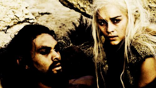 Daenerys & Drogo♥