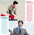 Darren &amp; Chris - darren-criss-and-chris-colfer photo