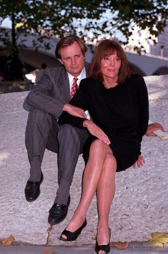 David McCallum & Diana