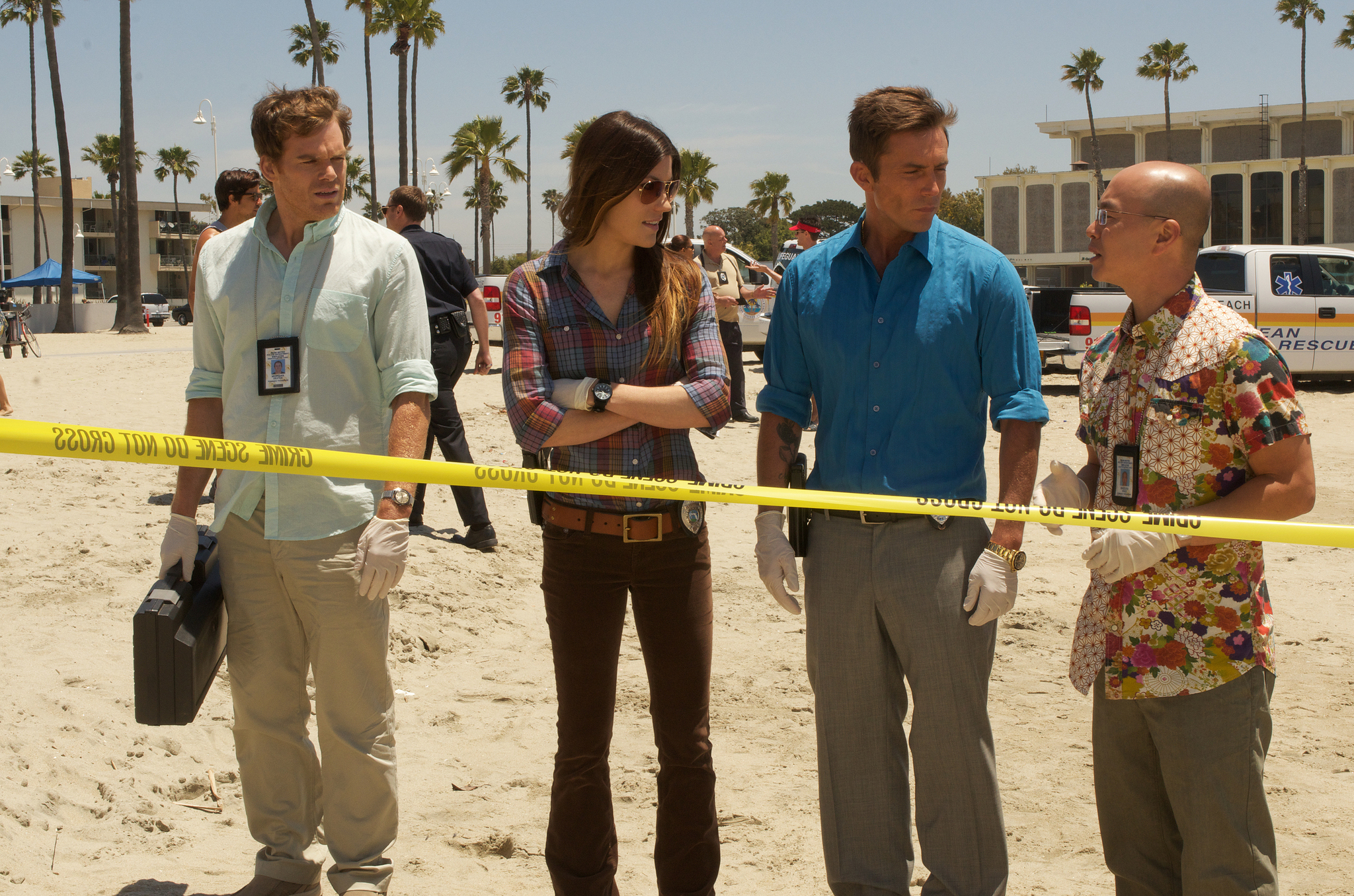 Dexter ~ 6x01 'Those Kinds Of Things' Promotional foto