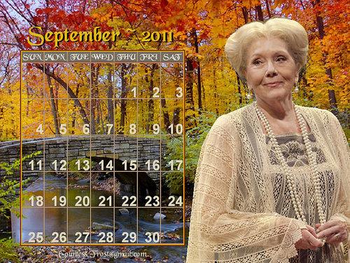 Diana - September 2011 (calendar)