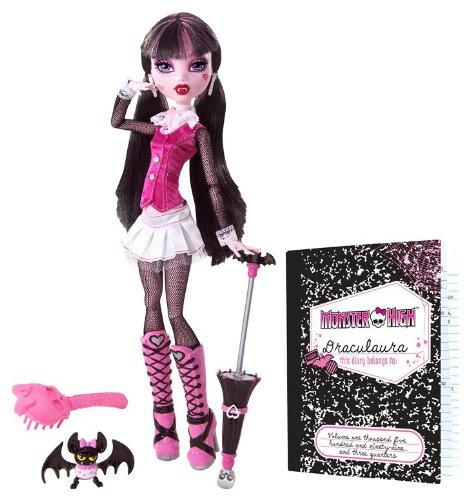 Draculaura Monster High Doll